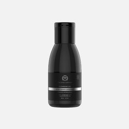 The Man Company Charcoal Cleansing Gel Black Pepper And Bergamot