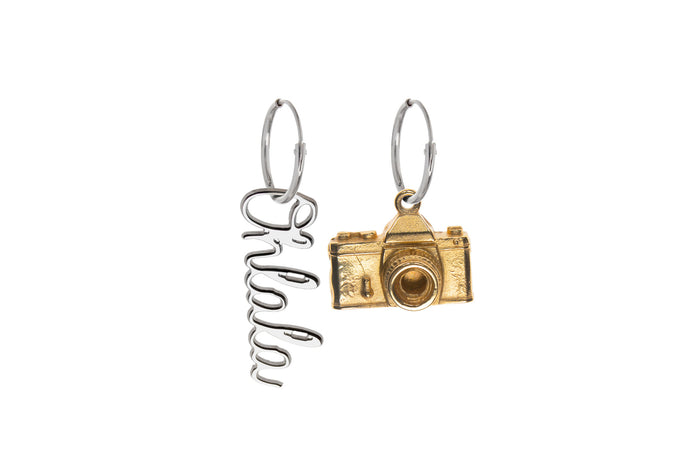 Jasmien Witvrouwen - Ohlala – Earrings – SOLD OUT