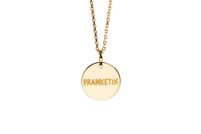 Jasmien Witvrouwen - Necklace – Franketik – SALE