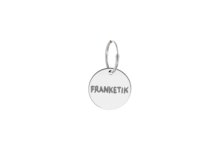 Jasmien Witvrouwen - Single Earring – Franketik – SOLD OUT