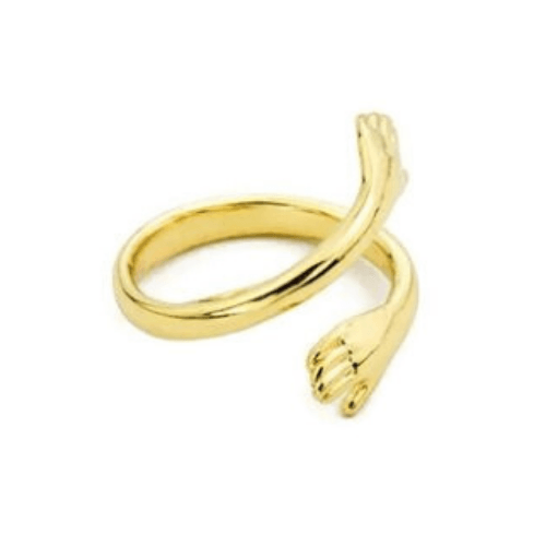 Adjustable Hand Palm Ring