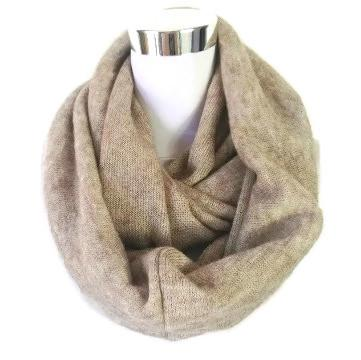 Cashmere Infinity Scarf - Hooking Hands