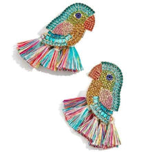 Load image into Gallery viewer, Colorful Animal Earrings