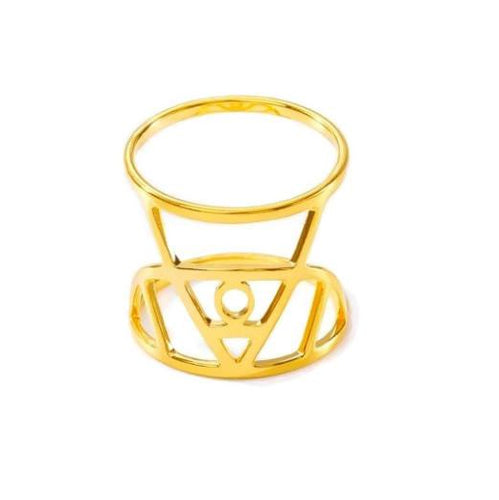Double Layer Geometrical Ring
