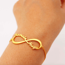 Load image into Gallery viewer, Eterna Infinity Bracelet