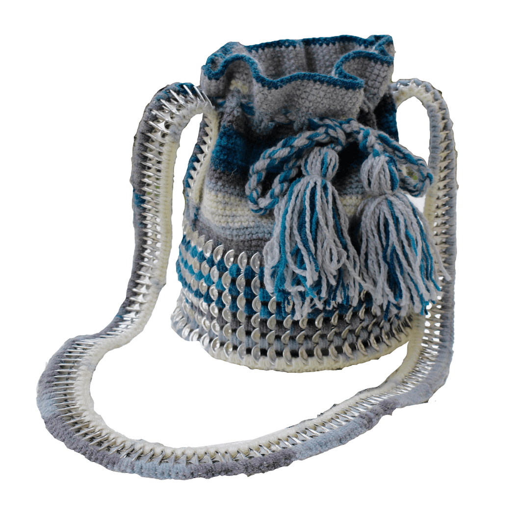 Lisa Wool Can Tab Mochila Bag