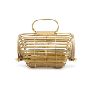 Gaby Bamboo Evening Bag