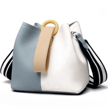 Load image into Gallery viewer, Kayla Color Block Bag
