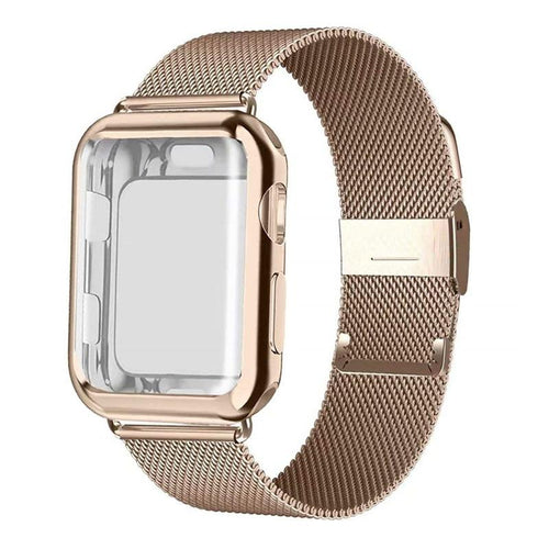Stainless Steel Case and Strap for Apple Watch