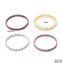 Load image into Gallery viewer, Tila Beads Bracelets