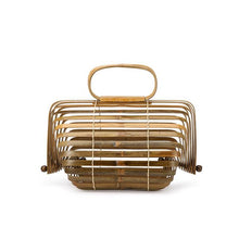 Load image into Gallery viewer, Gaby Bamboo Evening Bag