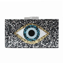 Load image into Gallery viewer, Stella Acrylic Eye Clutch