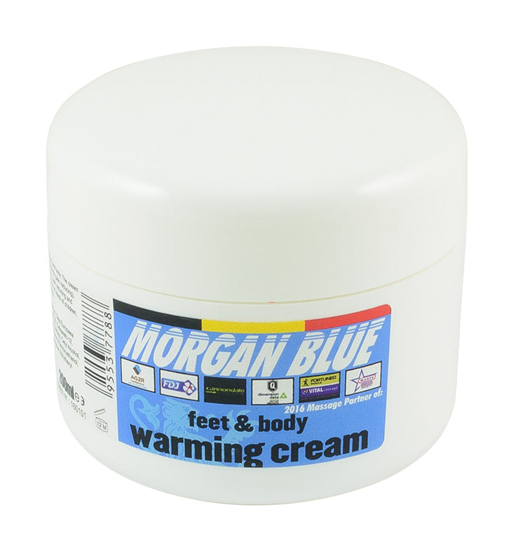 Morgan Blue Warming Cream 200ml