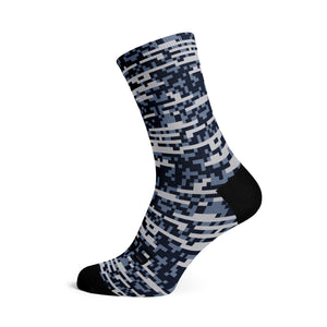 Sox Cycling Socks - Premium Range Performance Socks For Cyclists (Blue)