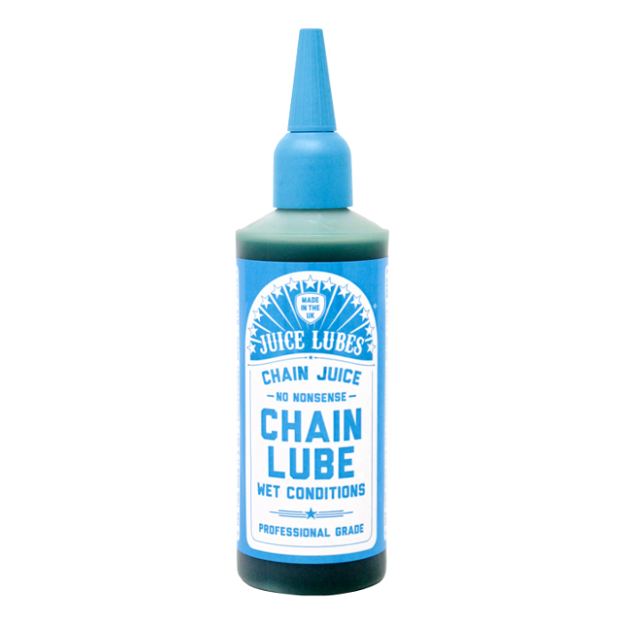Juice Lubes Wet Conditions Chain Oil 130ml