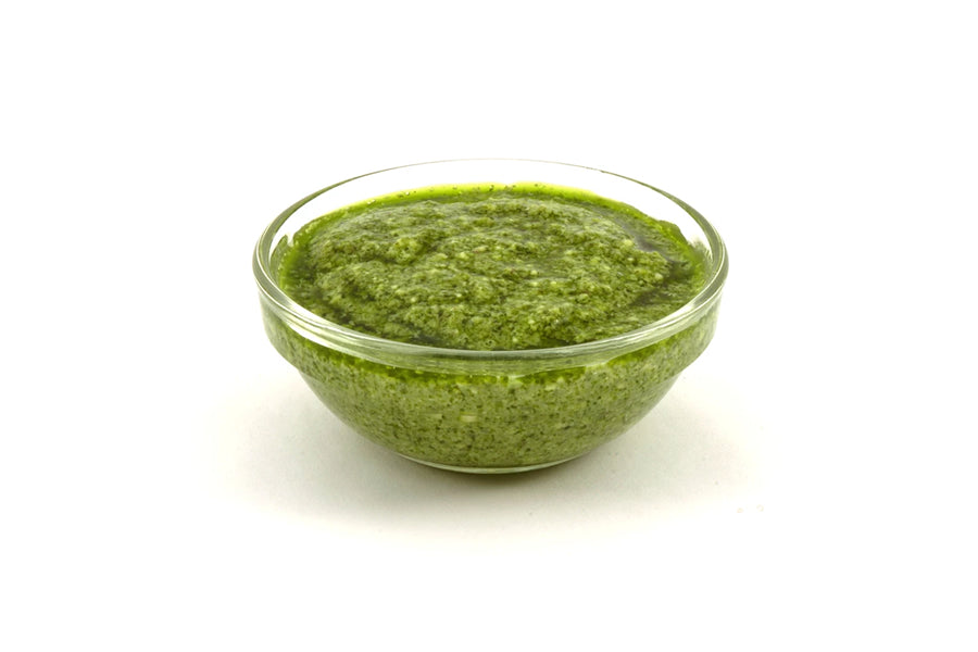 Non-dairy Pesto Dressing