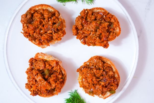Beyond Meat Sloppy Joe Sliders