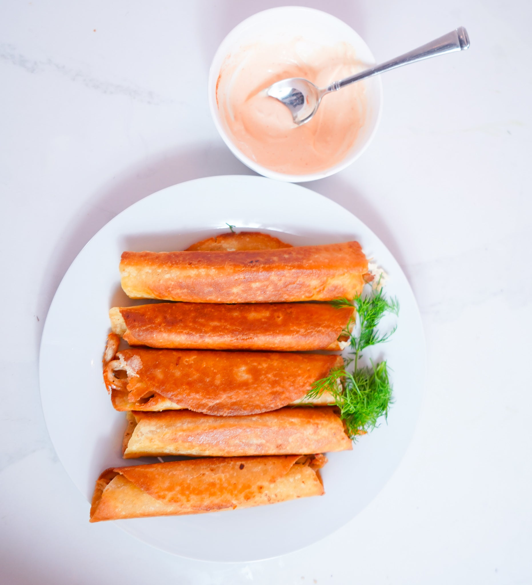 Real Shredded Chicken Dairy Free Taquitos