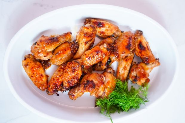 Paleo Chicken Wings Image