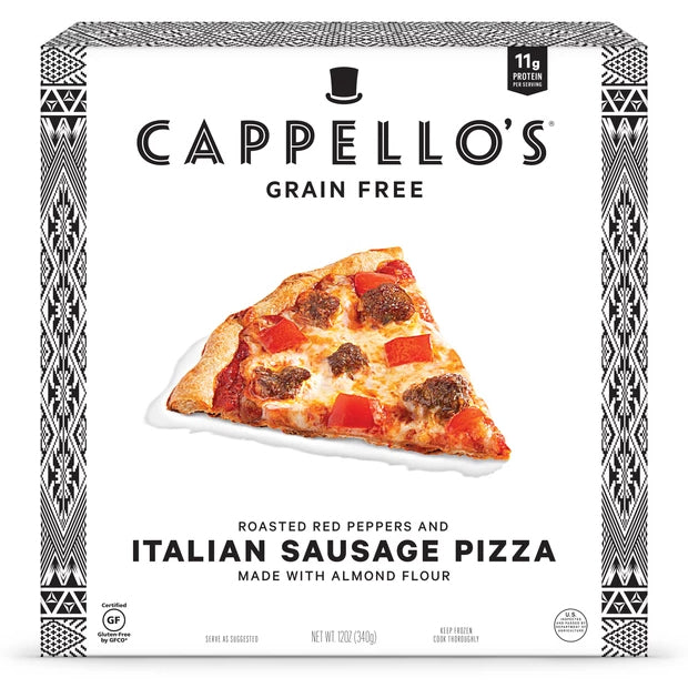 Capellos Grain Free Baked Pizza 2