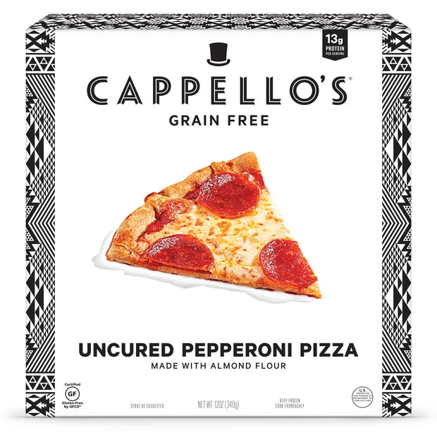 Capellos Grain Free Baked Pizza 3