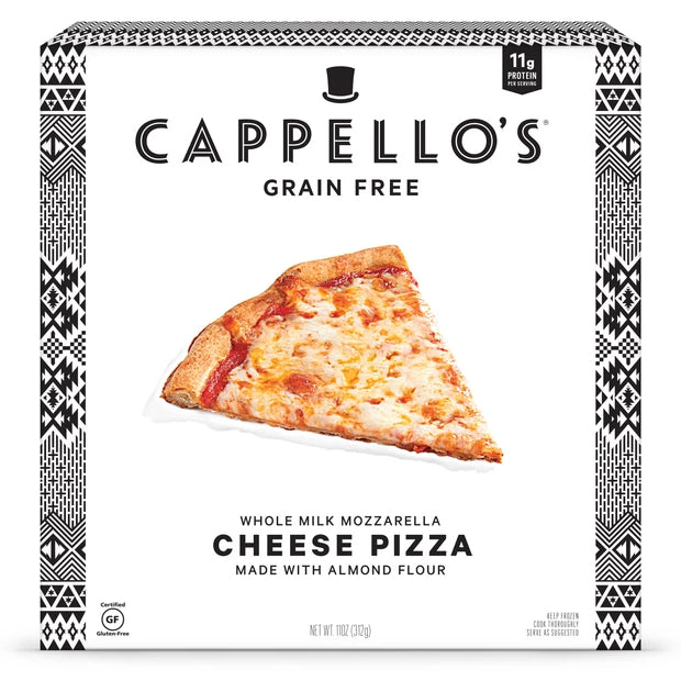 Capellos Grain Free Baked Pizza 1
