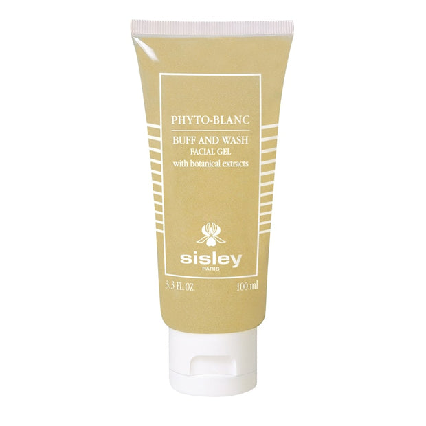 Sisley buff and Wash Facial Cleanser