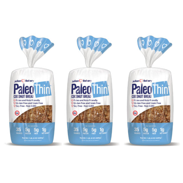 Julian Bakery Paleo Bread Coconut