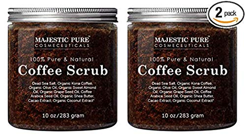 Majestic Pure Arabica Coffee Scrub 7