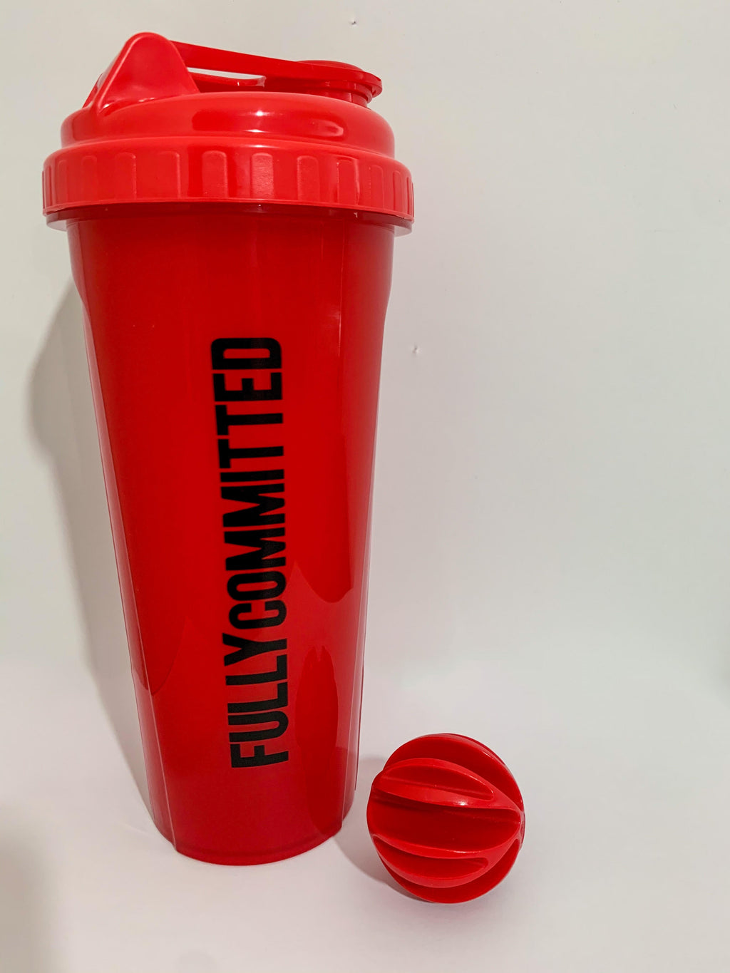 FullyCommitted Shaker