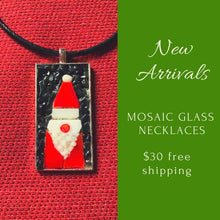 Load image into Gallery viewer, Santa Mosaic Jewelry