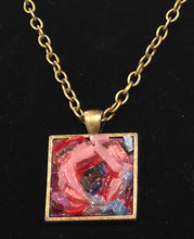 Load image into Gallery viewer, Peony Mosaic Jewelry