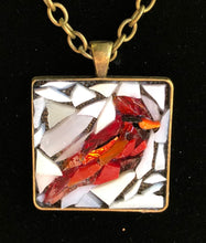 Load image into Gallery viewer, Cardinal Mosaic Jewelry