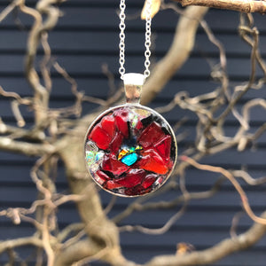Poppy Mosaic Jewelry