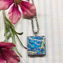 Load image into Gallery viewer, Ocean Mosaic Jewelry