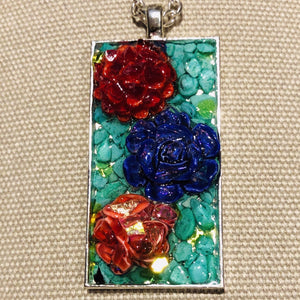 Flower Garden Mosaic Jewelry