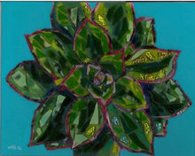 Load image into Gallery viewer, Private Mosaic Glass Painting Lesson - Our Studio - Canvas