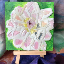 Load image into Gallery viewer, Mosaic White Dahlia - Mini