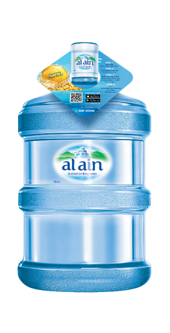 Al Ain water DPWPG Gallon