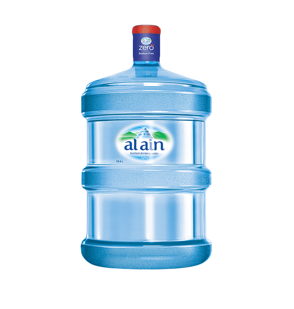 Al Ain Water Zero 5 Gallon - Water Delivery