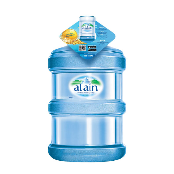 Al Ain Water 5 gallon DMWG