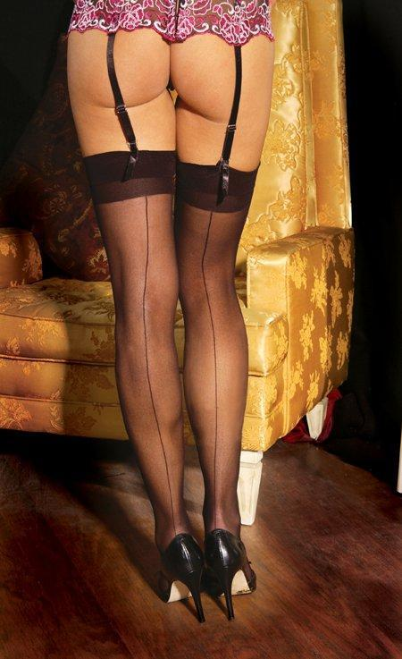 Backseam Stocking - One Size and Queen Available