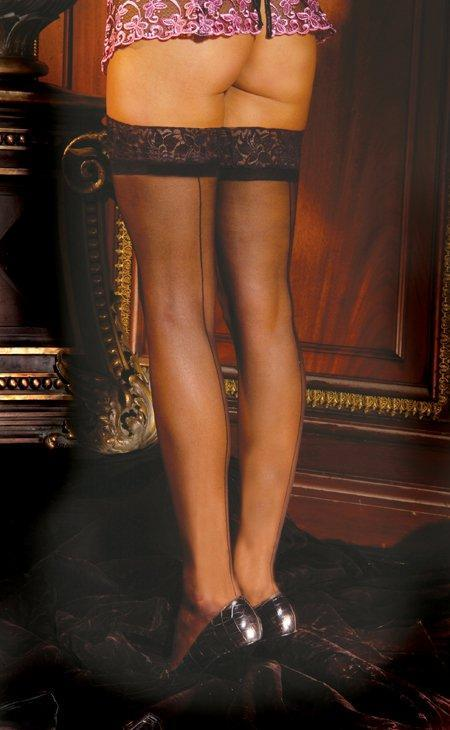 Sheer Stocking - One Size And Queen Available