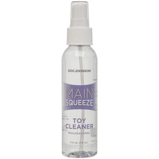 Main Squeeze Toy Cleaner