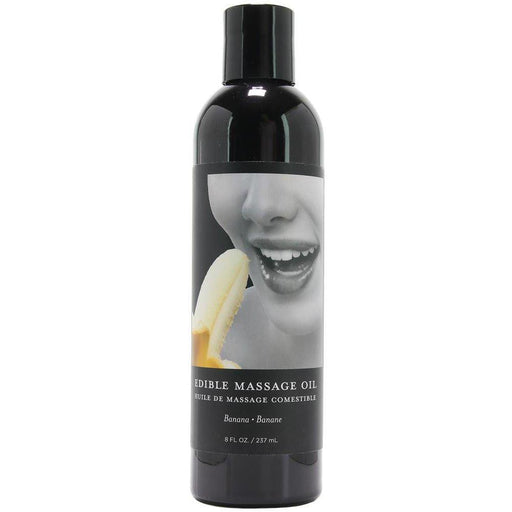 Earthly Body Edible Massage Oil