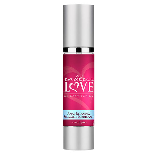 Endless Love Silicone Anal Lubricant For Her