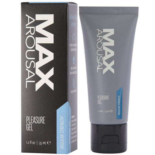 Max Arousal Pleasure Gel Regular Strength