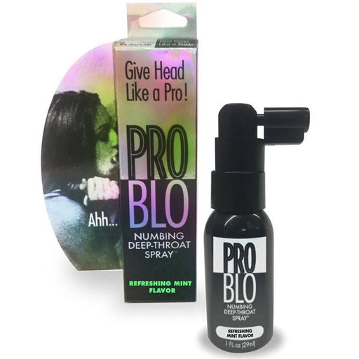 Pro Blo Deep Throat Spray