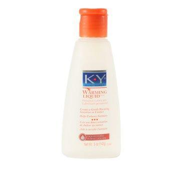 K-Y Warming Liquid 2.5 oz