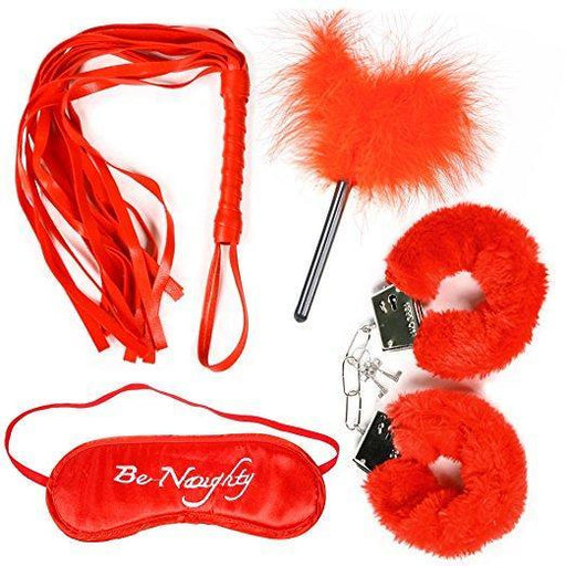 Be Naughty Bondage Kit